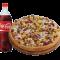 Büyük Boy Pizza Menü